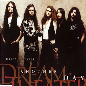 Dream Theater - Another Day CD (album) cover