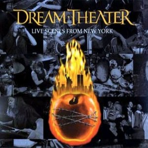 Live Scenes From New York by DREAM THEATER album cover