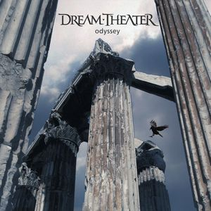 Dream Theater Odyssey album cover