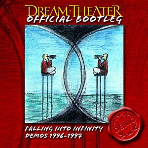 Dream Theater Falling Into Infinity: Demos 1996-1997 [Official Bootleg] album cover