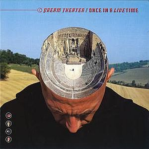 Dream Theater - Once In A Livetime CD (album) cover