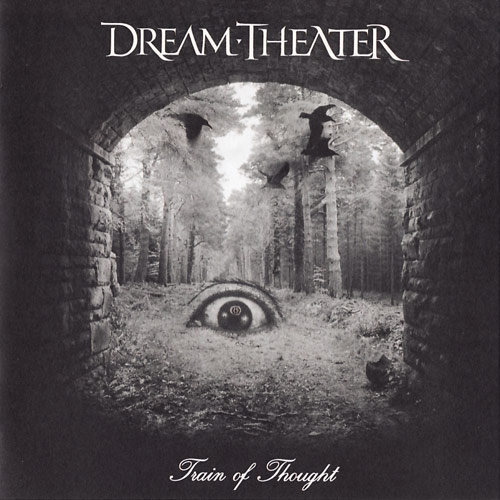 Train Of Thought by DREAM THEATER album cover