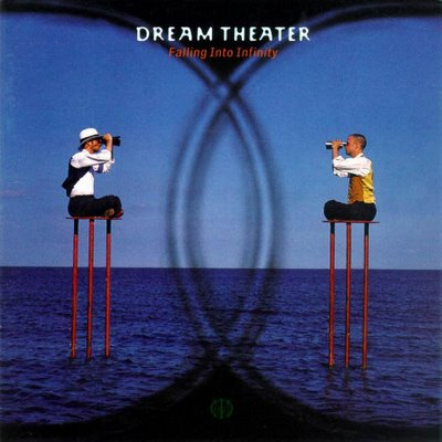 Falling Into Infinity by DREAM THEATER album cover