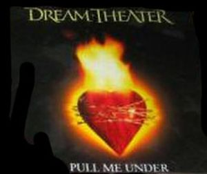 Dream Theater Pull Me Under album cover