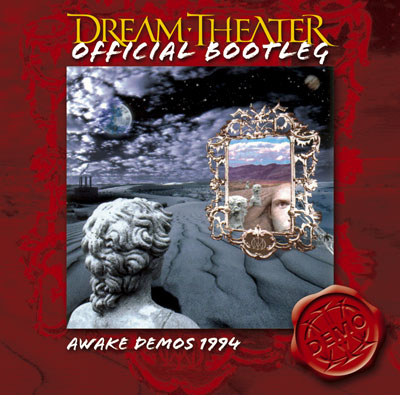 Dream Theater Awake Demos album cover