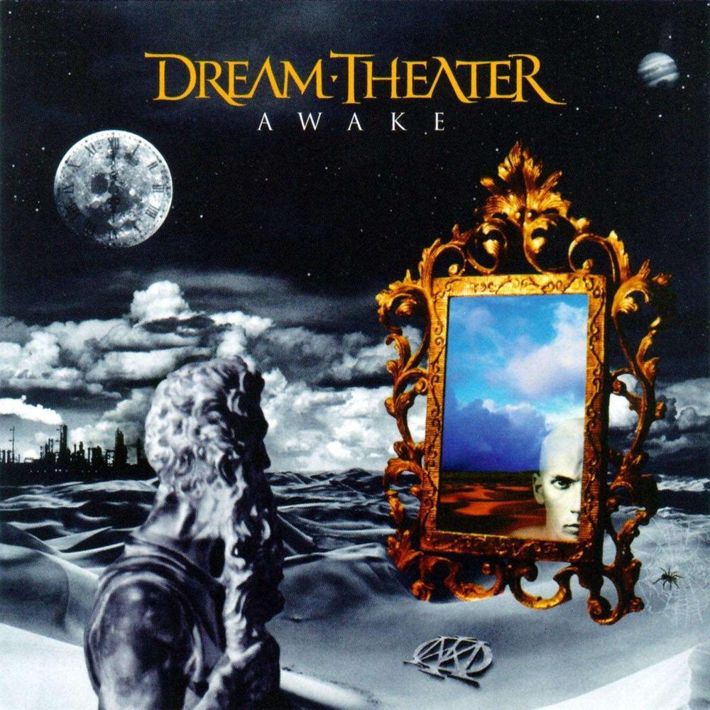 Awake by DREAM THEATER album cover