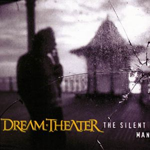 Dream Theater The Silent Man album cover