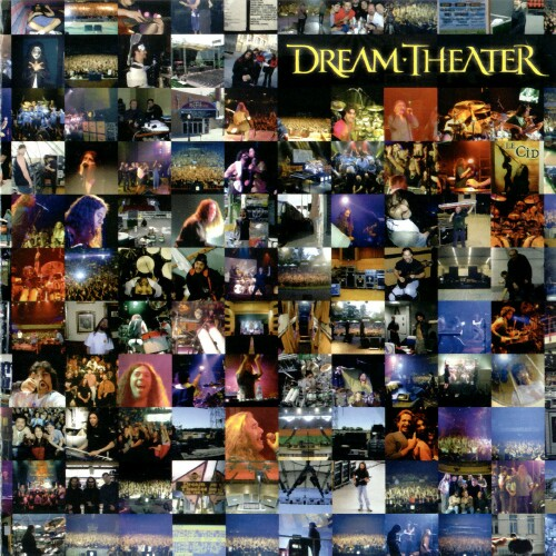 Dream Theater Christmas 2000 Fan Club CD album cover