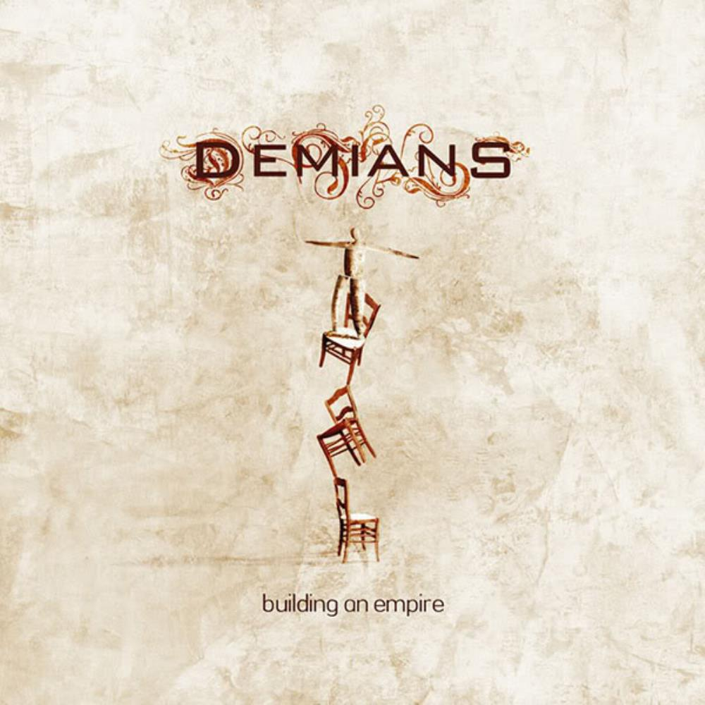Building An Empire by DEMIANS album cover