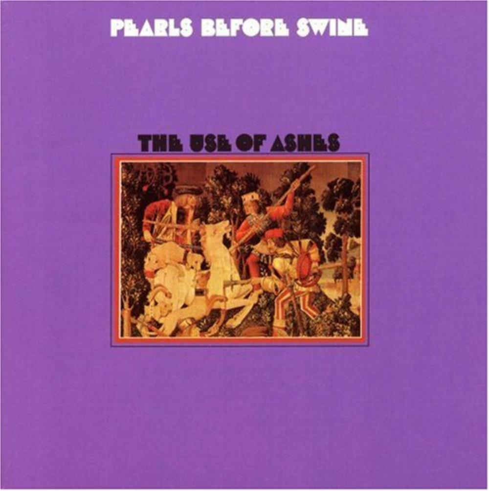 The Use Of Ashes by PEARLS BEFORE SWINE album cover