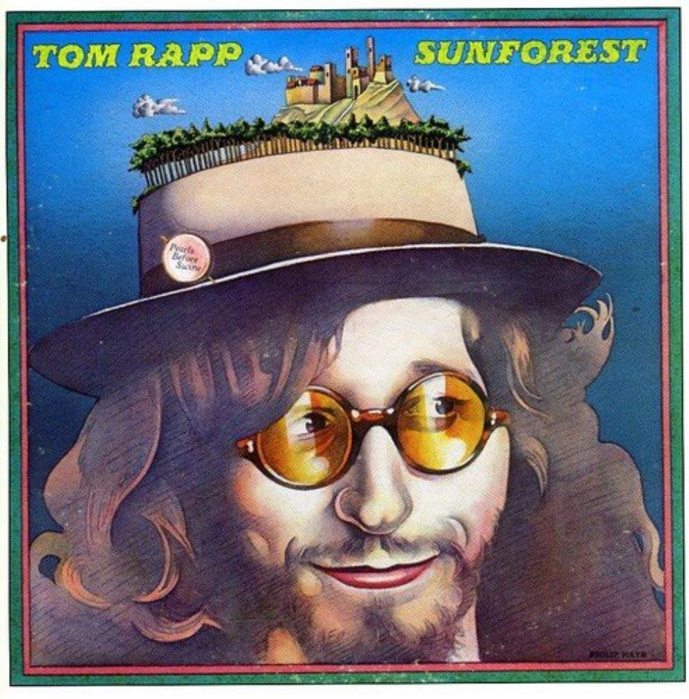 Tom Rapp: Sunforest by PEARLS BEFORE SWINE album cover