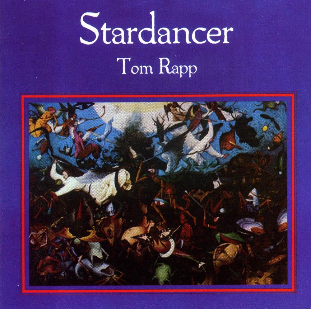 Tom Rapp: Stardancer by PEARLS BEFORE SWINE album cover