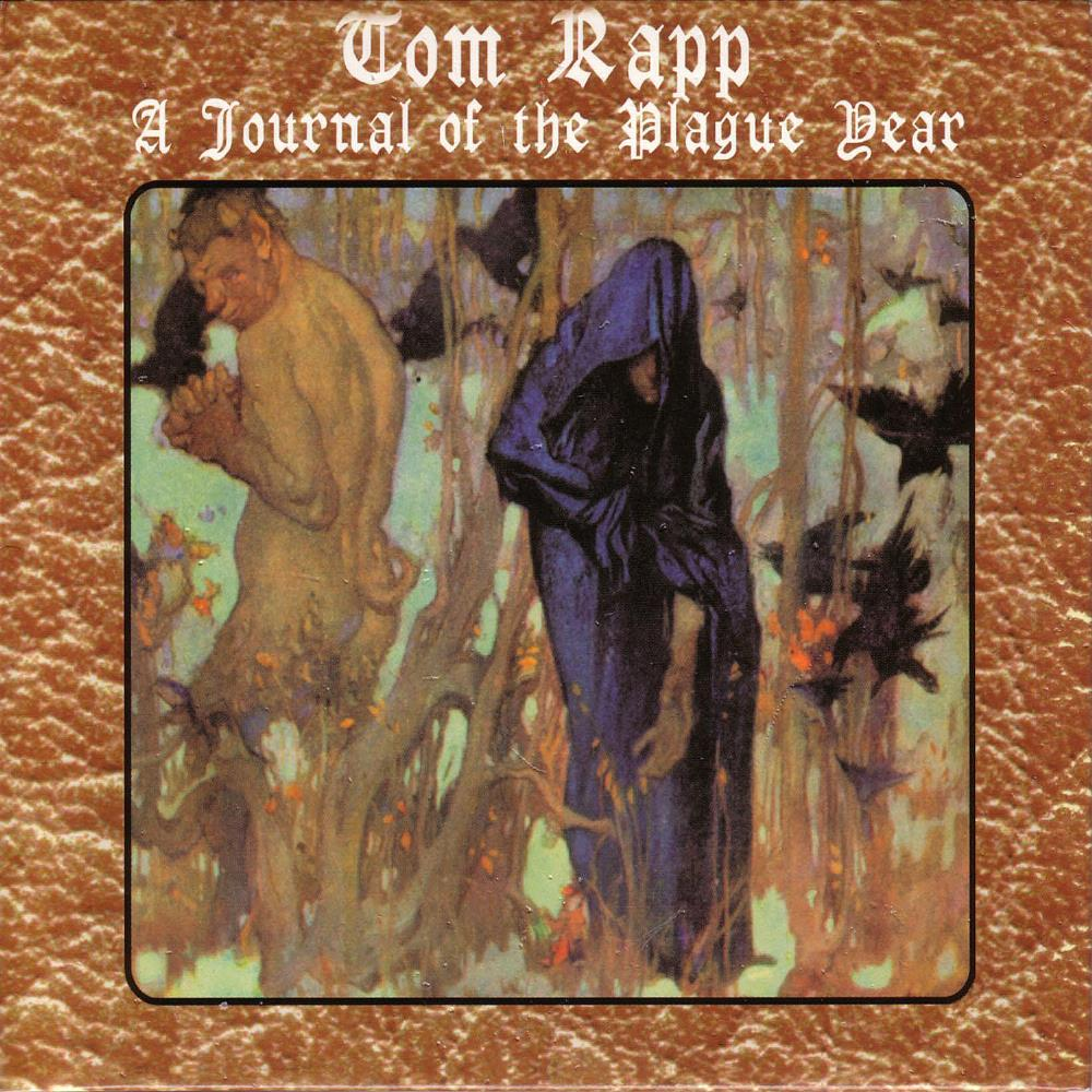 Tom Rapp: A Journal Of The Plague Year by PEARLS BEFORE SWINE album cover