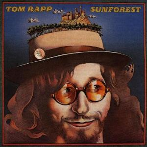 Sunforest by PEARLS BEFORE SWINE / TOM RAPP album cover