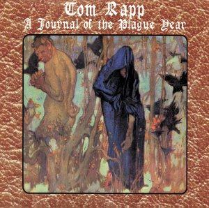 Journal of the Plague Years by PEARLS BEFORE SWINE / TOM RAPP album cover