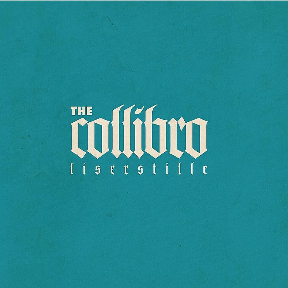 Lis Er Stille (Liserstille) - The Collibro CD (album) cover