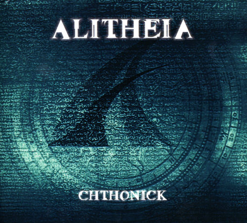 Alitheia - Chthonick CD (album) cover