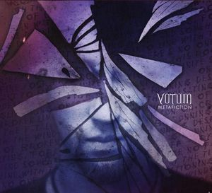 Votum - Metafiction CD (album) cover