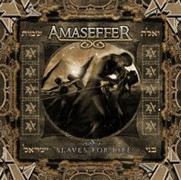 Amaseffer - Slaves For Life CD (album) cover