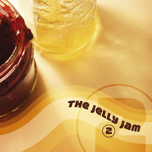 The Jelly Jam 2  by JELLY JAM, THE album cover