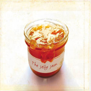 The Jelly Jam - The Jelly Jam CD (album) cover
