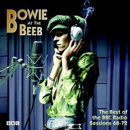 David Bowie Bowie at the Beeb album cover