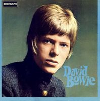David Bowie by BOWIE, DAVID album cover