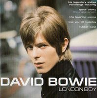 David Bowie London Boy album cover