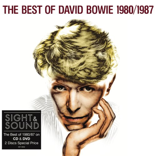 David Bowie The Best Of David Bowie 1980/1987 (CD + DVD) album cover