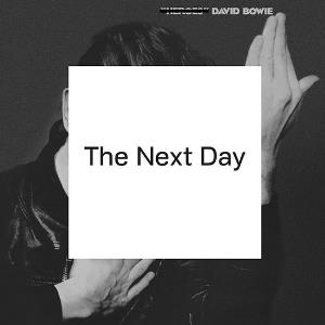 The Next Day by BOWIE, DAVID album cover
