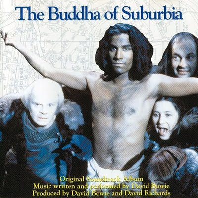 David Bowie The Buddha of Suburbia album cover