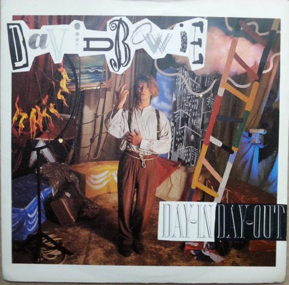 David Bowie Day-In-Day-Out album cover