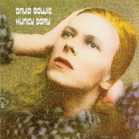David Bowie - Hunky Dory CD (album) cover