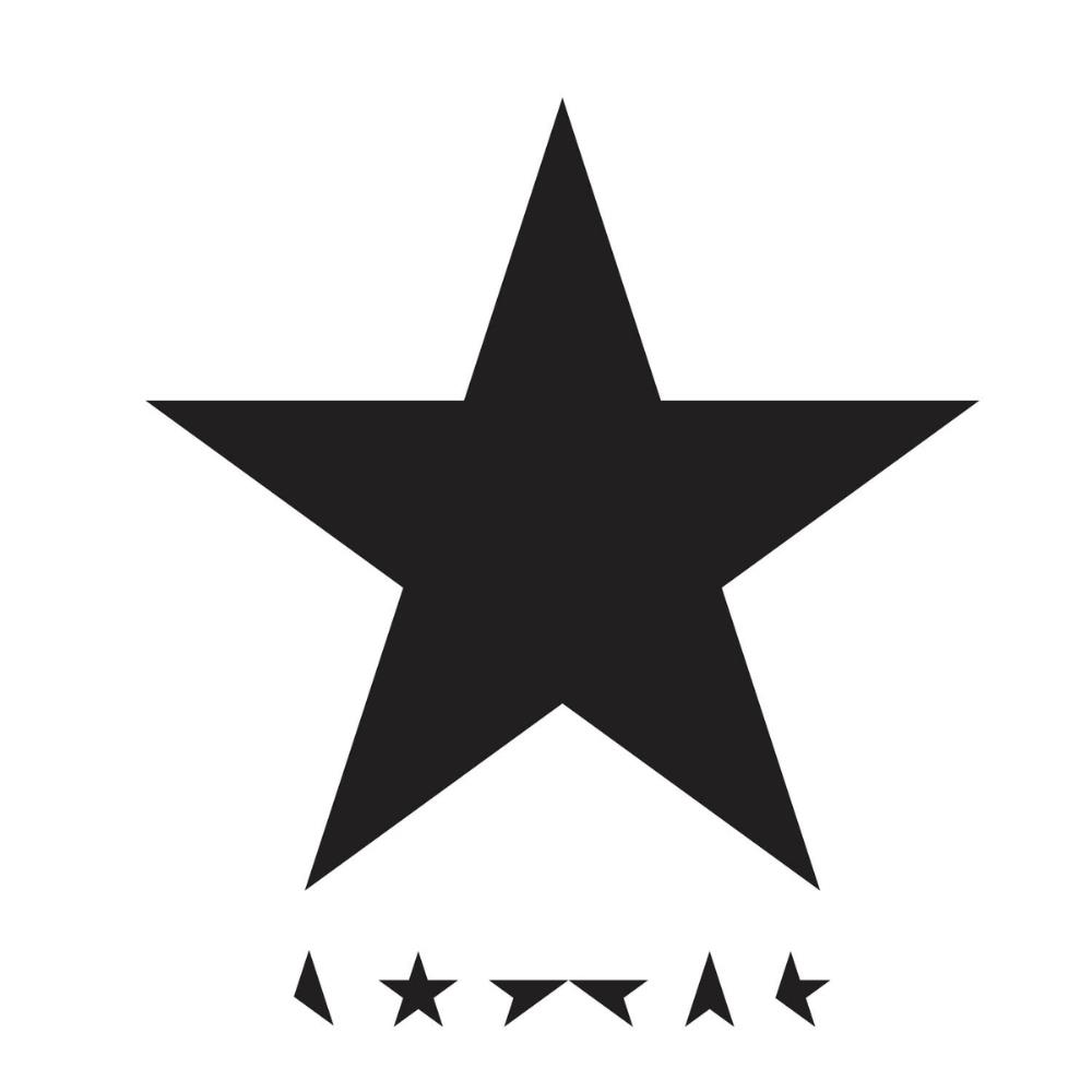 David Bowie Blackstar album cover