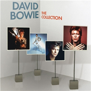 David Bowie The Collection album cover