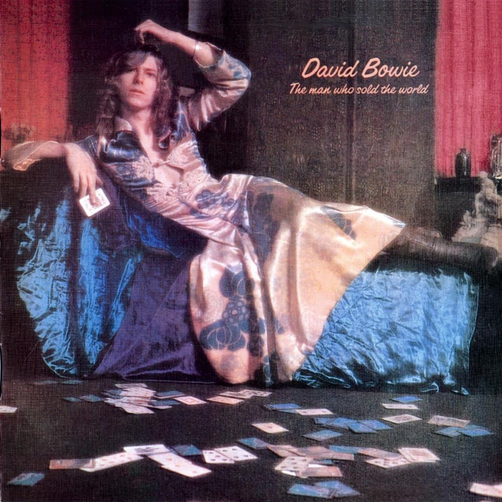 The Man Who Sold The World by BOWIE, DAVID album cover