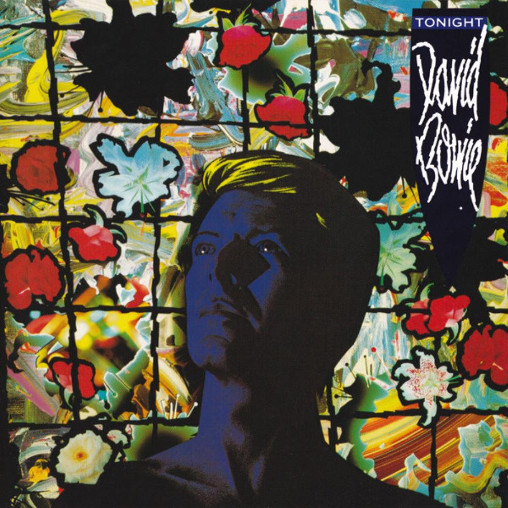 David Bowie - Tonight CD (album) cover