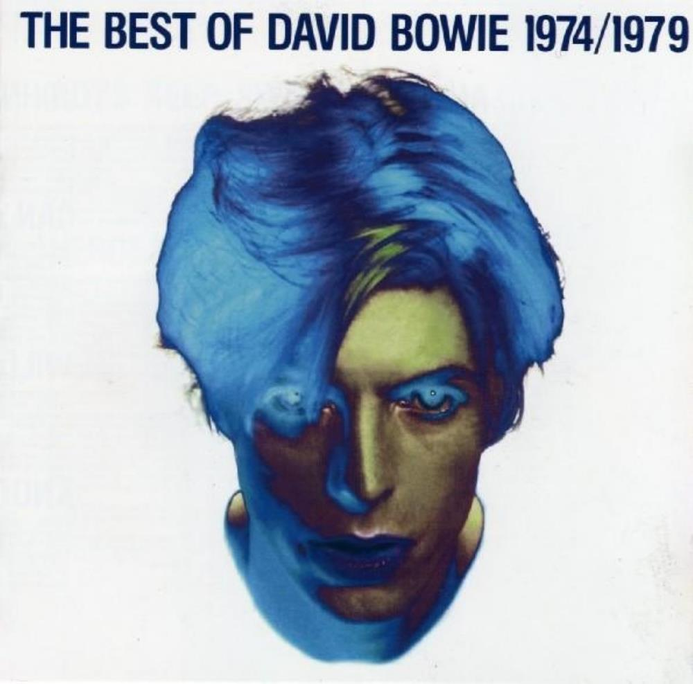 David Bowie The Best of David Bowie 1974/1979 album cover