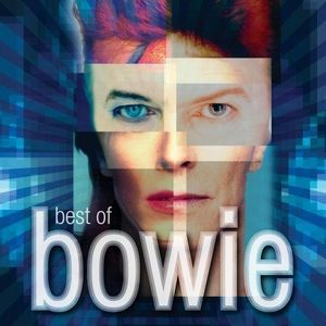 David Bowie Best of Bowie album cover