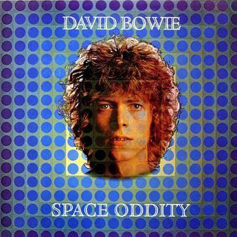 David Bowie Space Oddity album cover