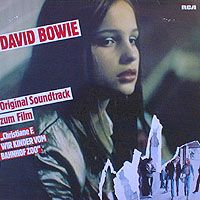 David Bowie Soundtrack Christiane F. - Wir Kinder Vom Bahnhof Zoo album cover