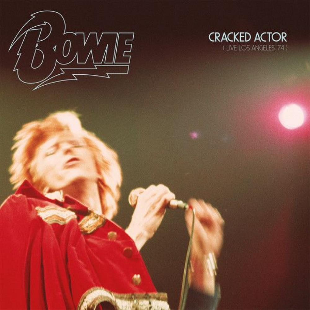 Cracked Actor (Live Los Angeles '74) by BOWIE, DAVID album cover