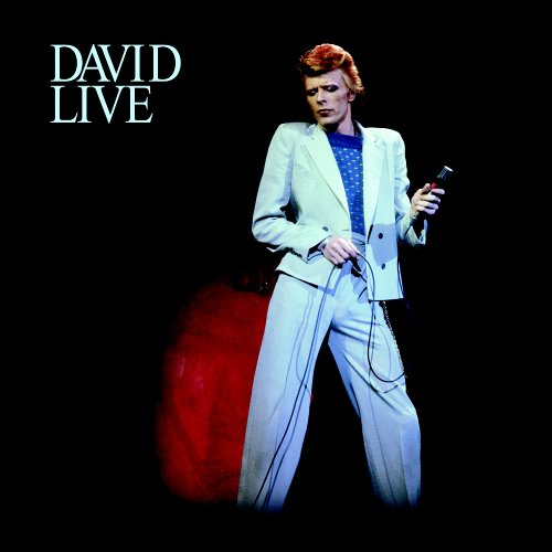 David Live by BOWIE, DAVID album cover