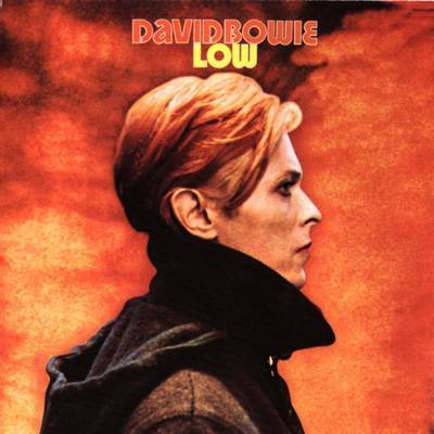 Low by BOWIE, DAVID album cover