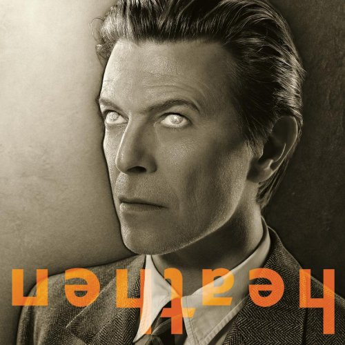 David Bowie Heathen album cover