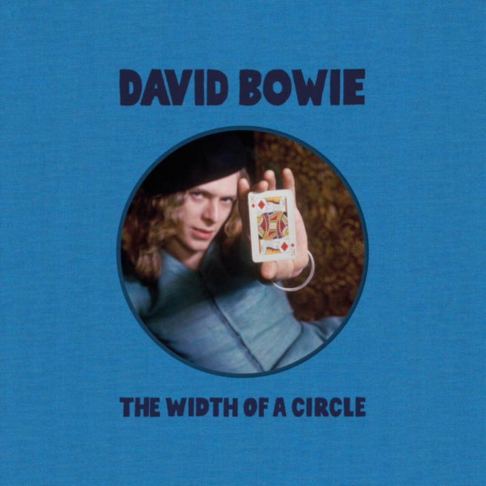 The Width of a Circle by BOWIE, DAVID album cover