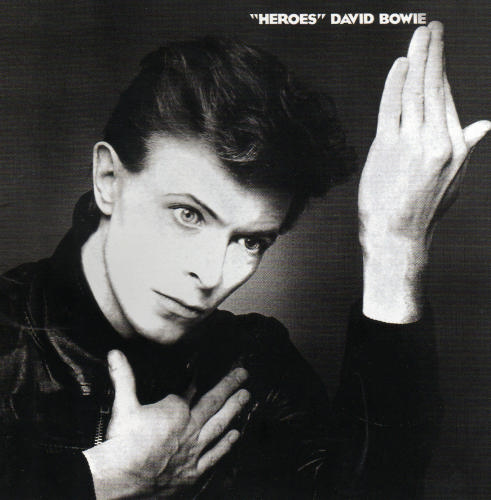 Heroes by BOWIE, DAVID album cover