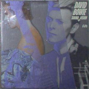 David Bowie Sounds + Visions album cover