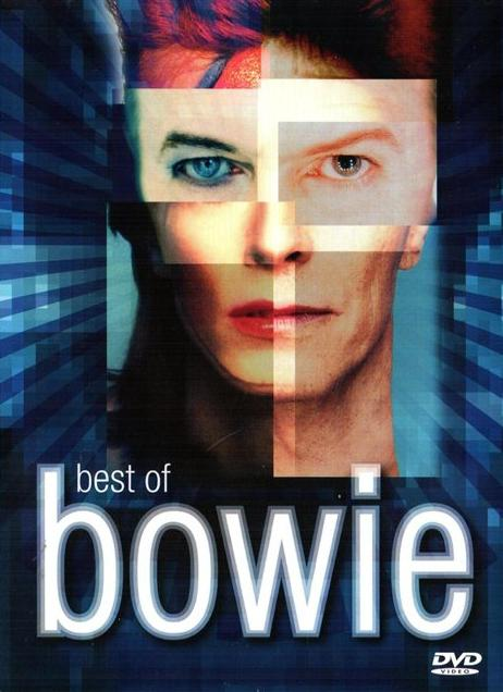 David Bowie - The Best of Bowie CD (album) cover