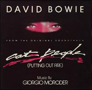Cat People (Putting Out Fire) by BOWIE, DAVID album cover